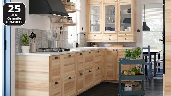 Cuisine équipée : cuisines pas cher sur mesure - IKEA
