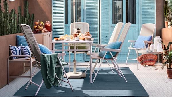 Gartenmobel Balkonmobel Fur Draussen Ikea Deutschland