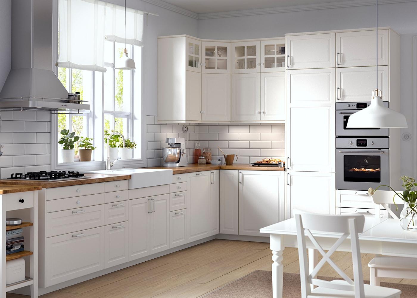 Ideen Fur Deine Kucheneinrichtung Ikea Osterreich