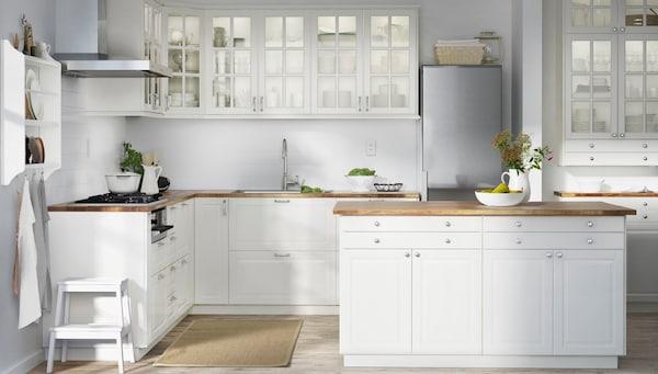 Seria Bodbyn Kremowy Ikea