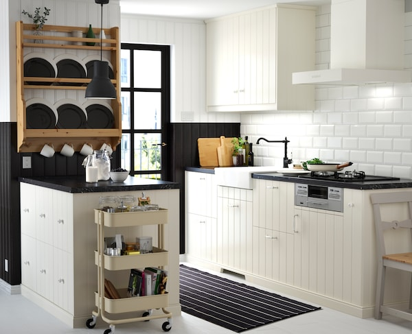 Kuchnia Ikea Metod Biala