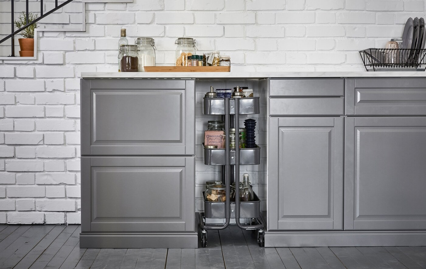 Tricks to make the most of space in the kitchen