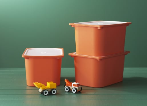 TROFAST toy box