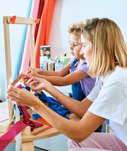 try-traditional-loom-weaving-with-kids-with-the-child-friendly-ikea-lustigt-set