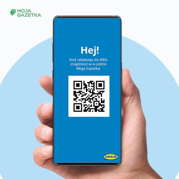 Tu jest Twoj kod rabatowy do IKEA Łódź.