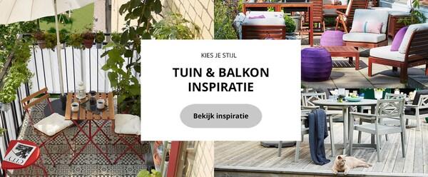 tuin en balkon inspiratie stijlen ikea
