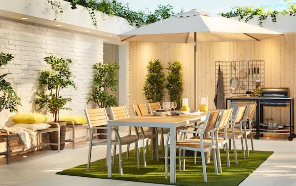 Tuin en balkon stijlen u2013 ikea ikea