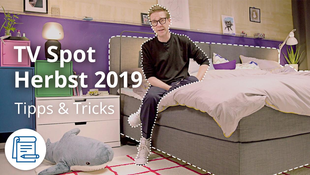 TV Spot Herbst 2019