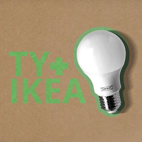 TY + IKEA = lepsze działanie dla planety