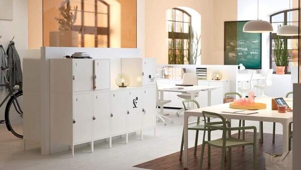 Arredamento Per L Ufficio Ikea