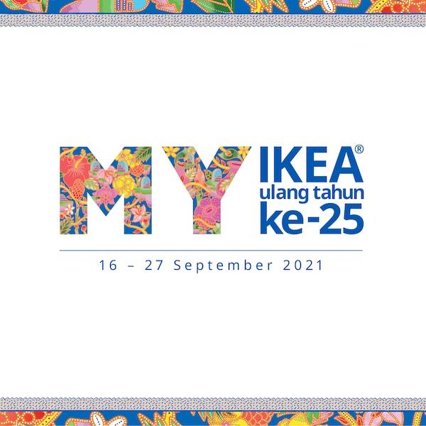 Ulangtahun IKEA Malaysia ke-25