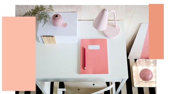 ultieme tienerkamer - MICKE bureau - IKEA wooninspiratie