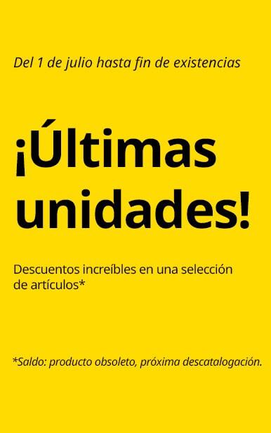 Últimas unidades IKEA A Coruña