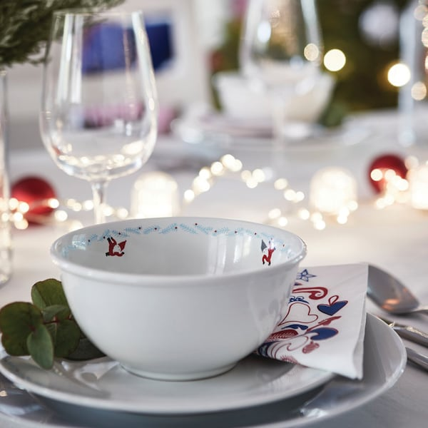 Un apéritif aux tons pastel pour Noël