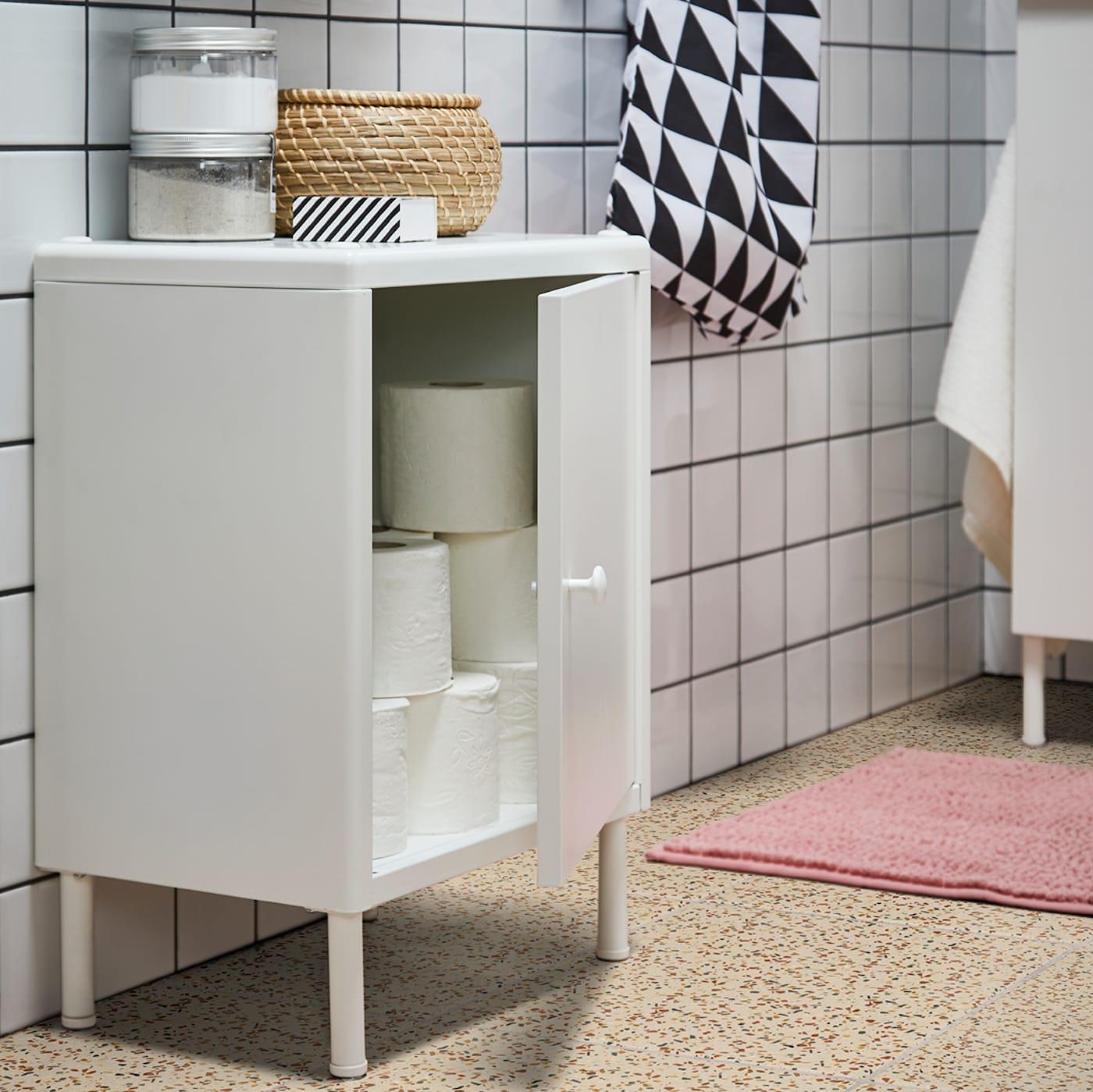 ikea armario de pie alto para baño