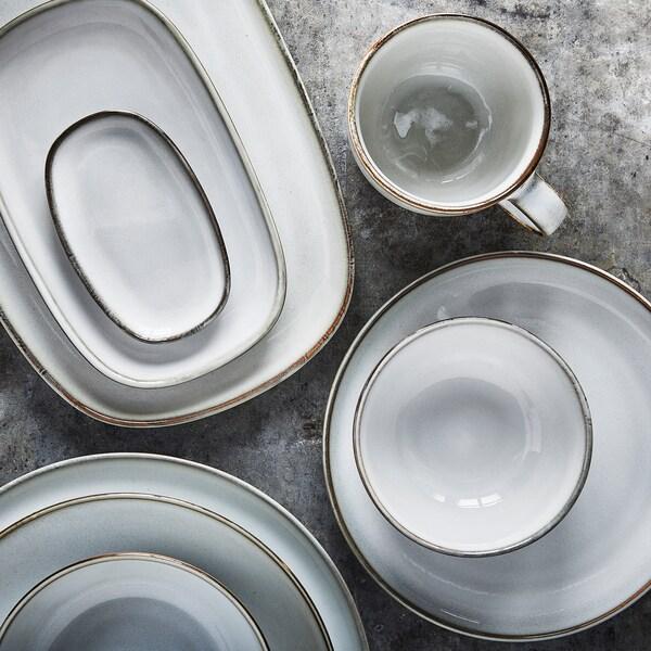 Un guide de notre vaisselle et de nos verres.