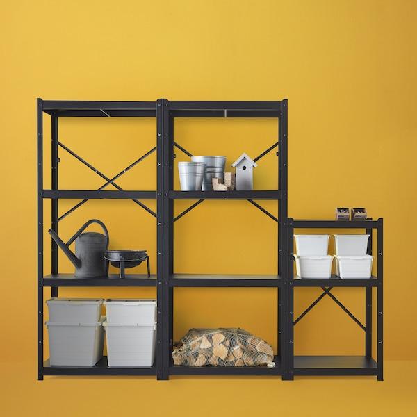 Un planificador que te permite diseñar tu propio sistema de almacenaje BROR.