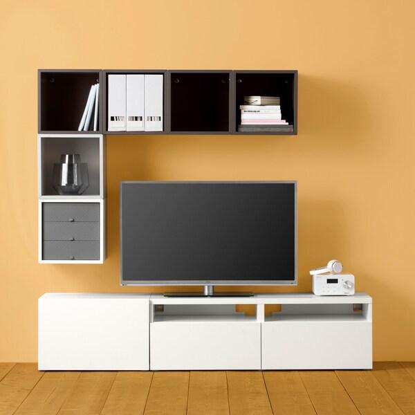 Un planificador que te permite diseñar tu propio sistema de almacenaje BESTÅ.