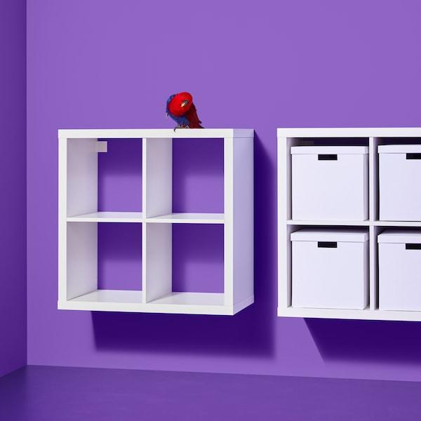 Un planificador que te permite diseñar tu propio sistema de almacenaje KALLAX.
