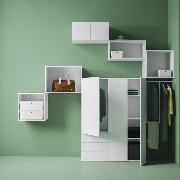 Un planificador que te permite diseñar tu propio sistema de almacenaje PLATSA.