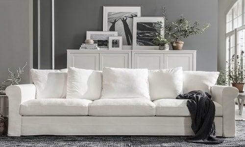 Un sofá que te da la bienvenida - planeador HÄRLANDA