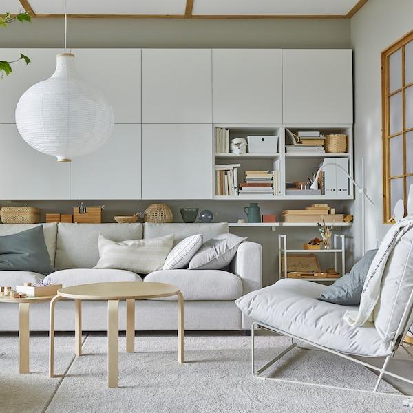 Idee per arredare il soggiorno - IKEA Svizzera