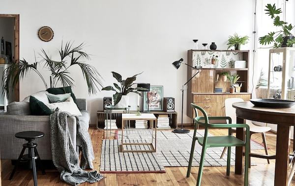 Un casa organizzata e orientata al benessere ikea