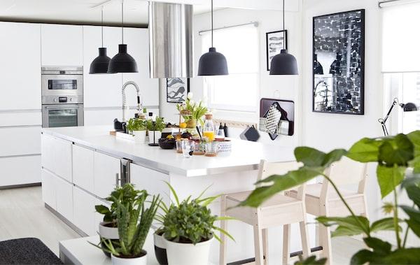 Un open space adatto a tutta la famiglia | IDEE - IKEA