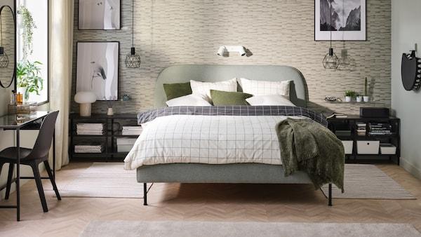 Una galleria ricca di idee e spunti di ispirazione per la camera da letto e non solo.