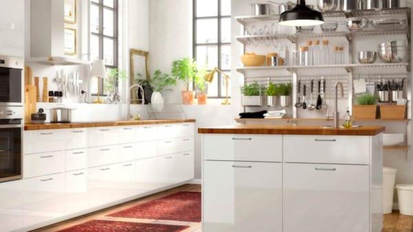 Cucine diversi stili e qualit ikea - Comporre una cucina ...