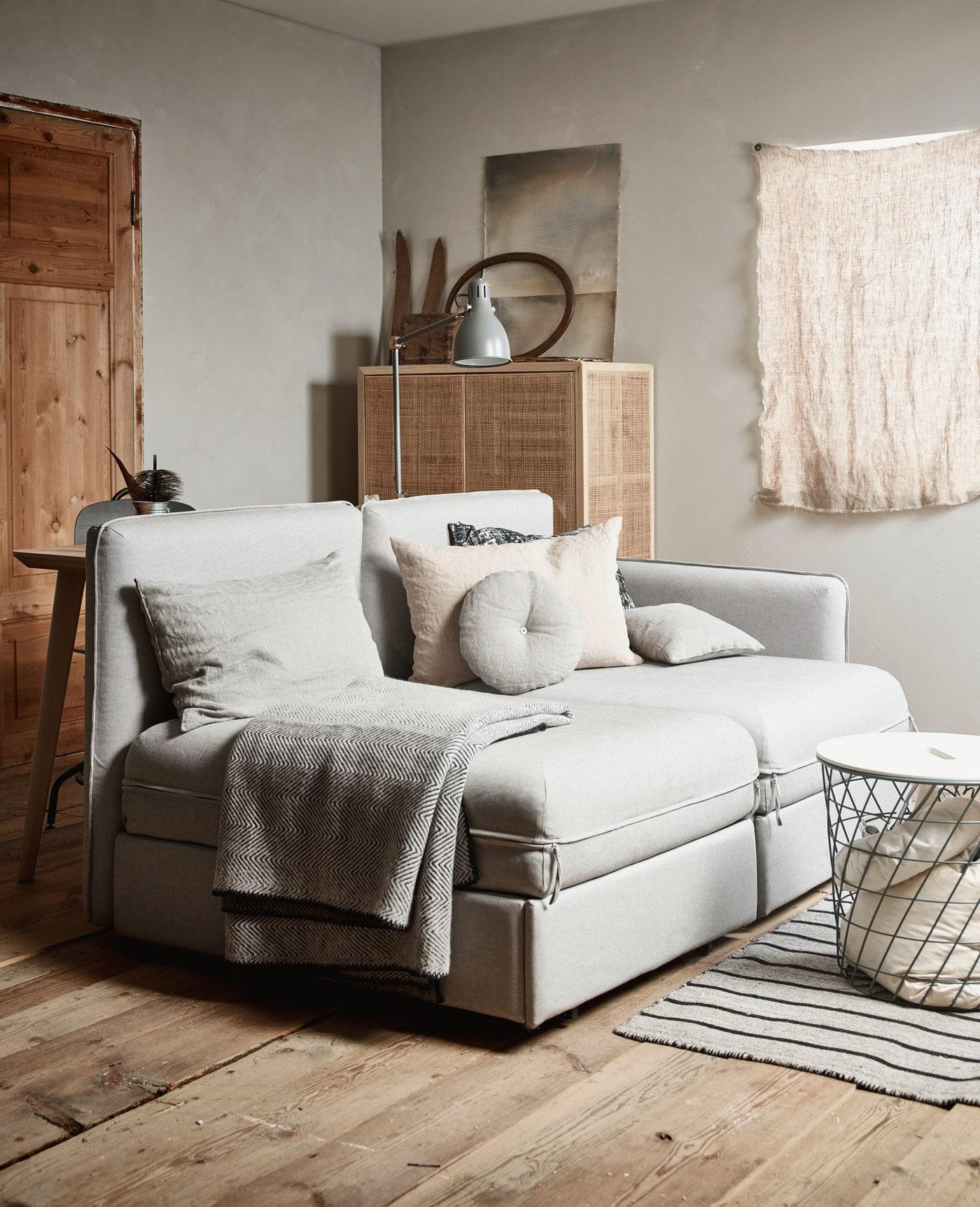Habitación de invitados? ¿Oficina? ¿Sala de descanso? Sí IKEA