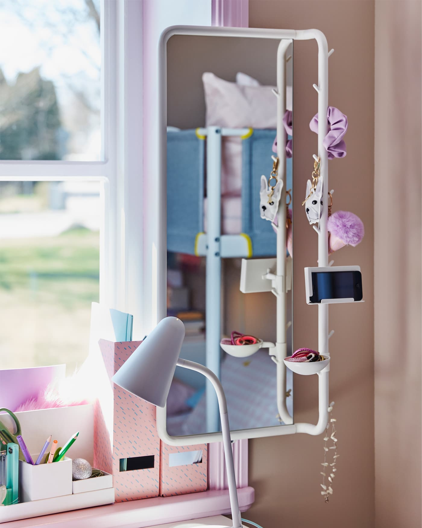 Un dormitorio infantil para dos hermanos IKEA