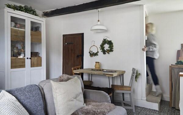 Recorrido por una casita en el campo - IKEA