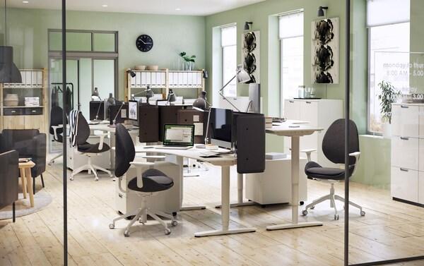 Tu escritorio, tu espacio - IKEA