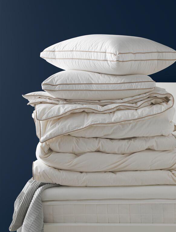 Una pratica guida per trovare il materasso, il piumino e il cuscino più adatti alle tue esigenze.