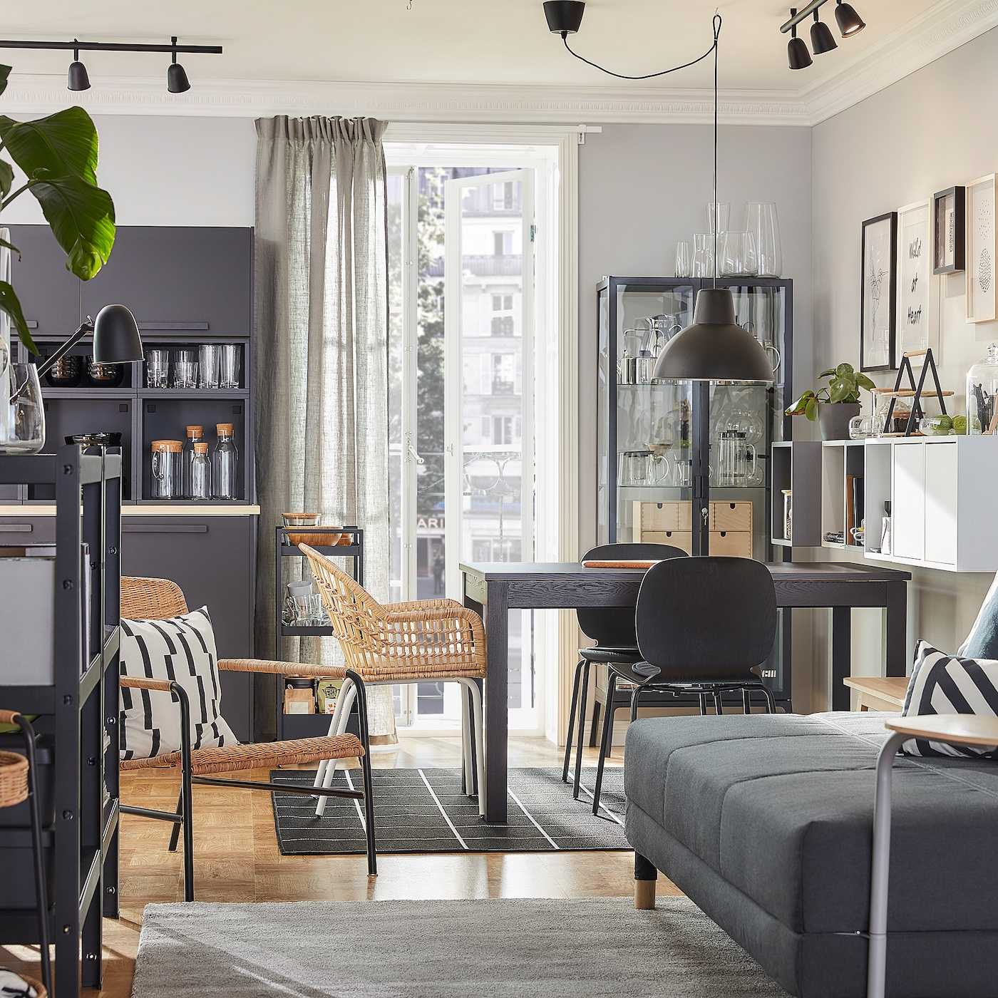 Mobili Per La Sala Ikea idee per arredare la sala da pranzo - ikea it
