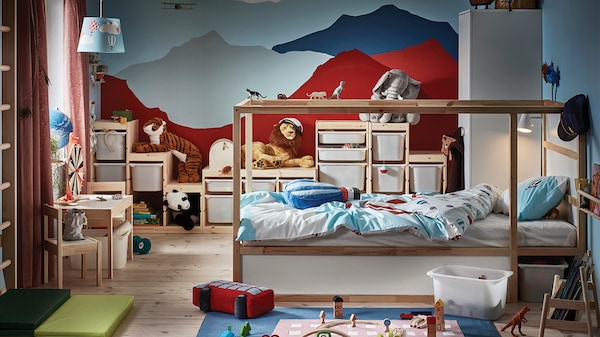Bébé et enfant : Meubles, accessoires, jouet et jeux - IKEA
