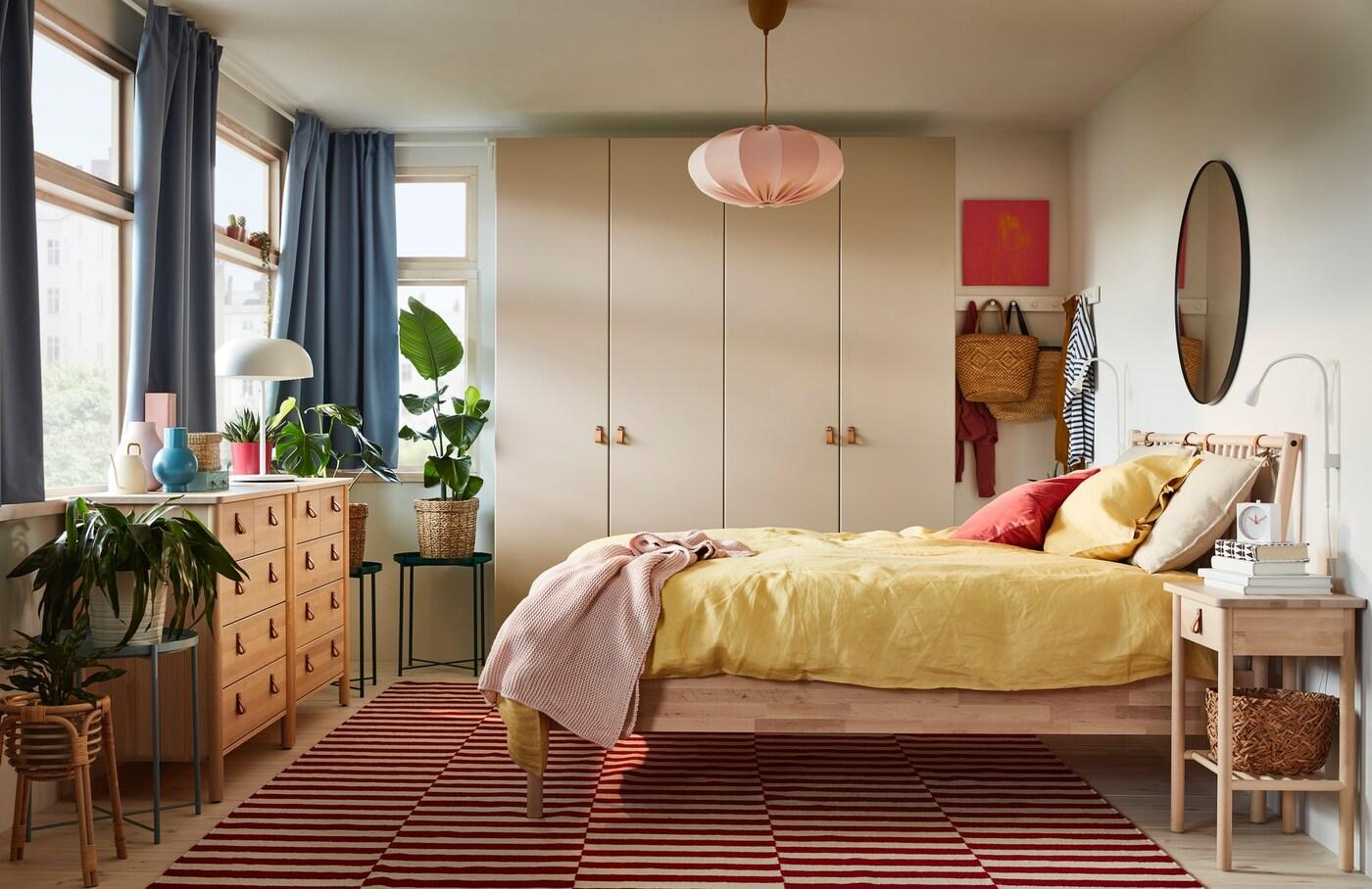 New Meubles De Chambre À Coucher Ikea