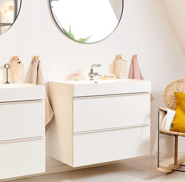 Une salle de bain pour tous les goûts et budgets