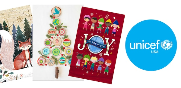 unicef holiday cards