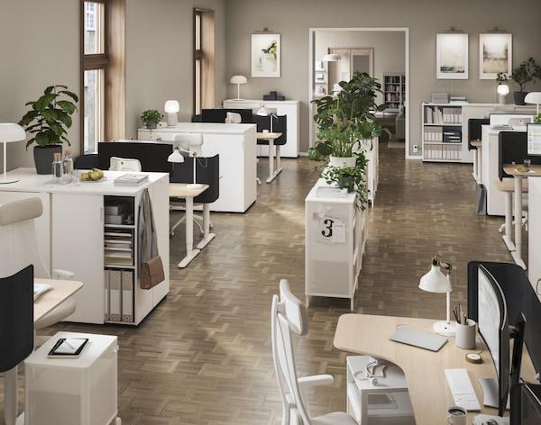 Efficienza e stile degne di un commercialista. - IKEA IT