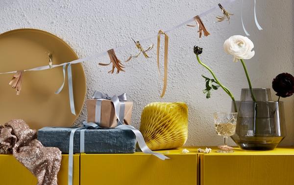 Partyraume Dekorieren Tolle Ideen Fur Dein Fest Ikea