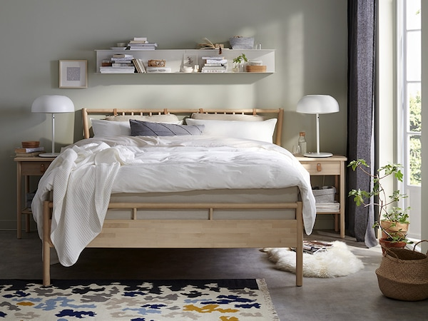 Up to 15% off beds.