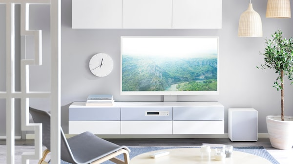 UPPLEVA TV & ljudsystem.