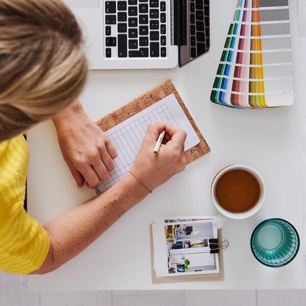 Usługi planowania i projektowania wnętrz