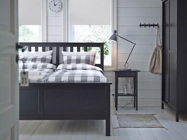 Mała Sypialnia Ale Jaka Wygodna Ikea