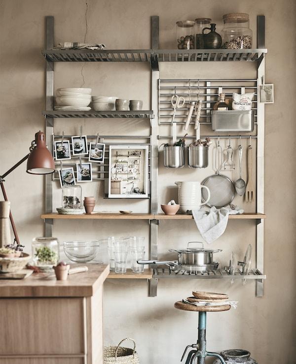 Ikea Accessori Interni Per Mobili Cucina.Kungsfors La Cucina A Modo Tuo Ikea It