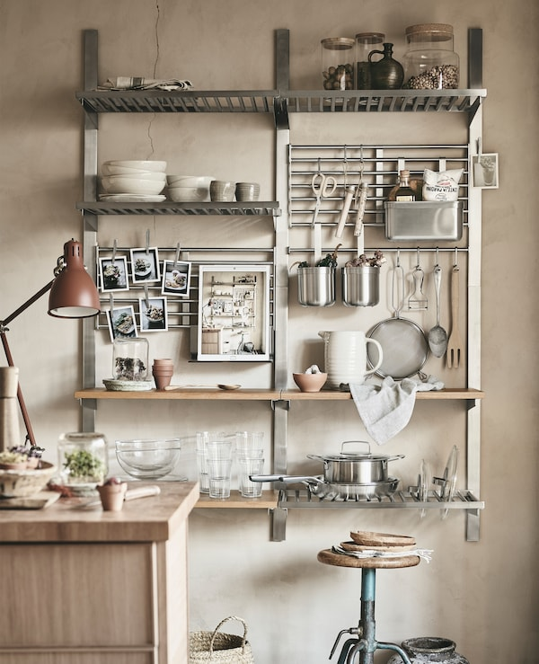 KUNGSFORS: la cucina a modo tuo – IKEA - IKEA