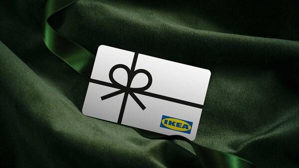 Utilizza la carta regalo: in tutta comodità dal sofà