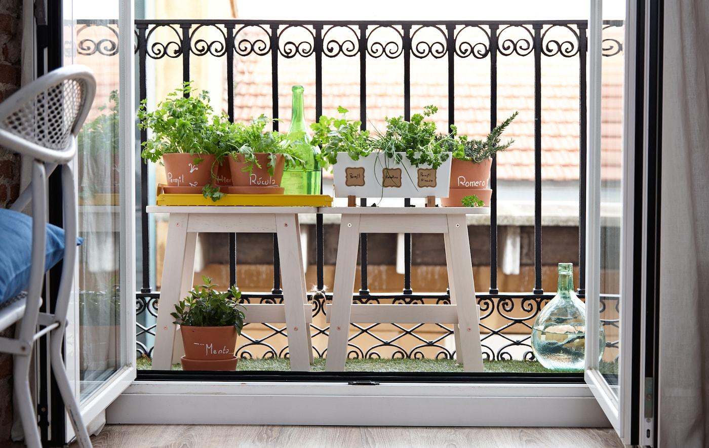 Utvid boligen utendørs
